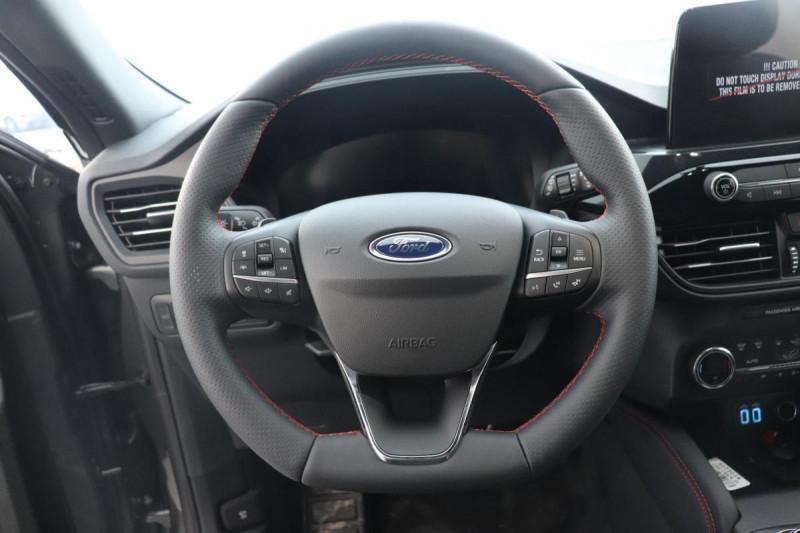 Ford Kuga 1.5 ECOBLUE 120 A8 ST LINE X Gris occasion à Aubière - photo n°10