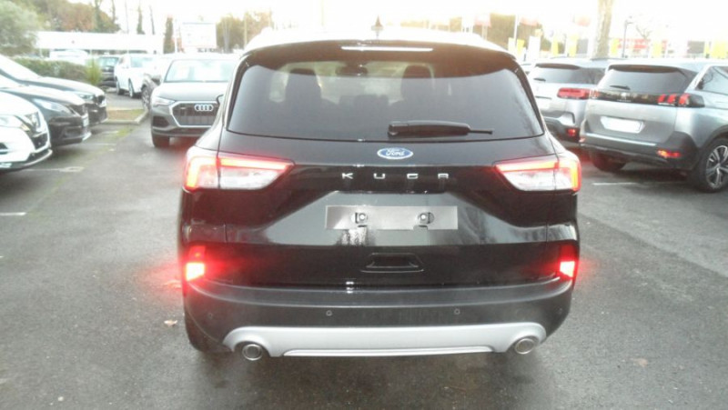 Ford Kuga 1.5 ECOBLUE 120 BVA TITANIUM GPS Pack Hiver RDS Noir occasion à Toulouse - photo n°3