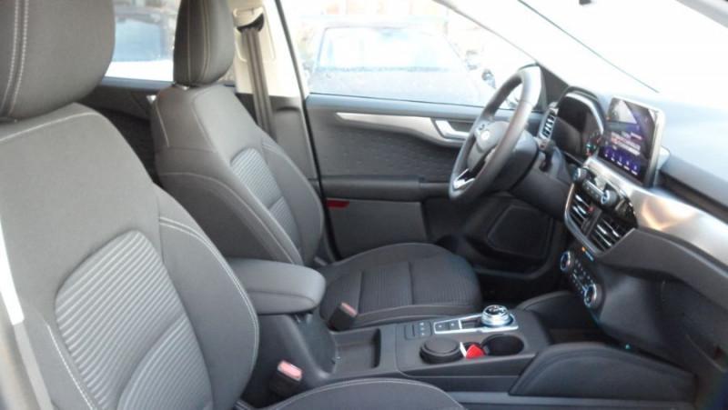 Ford Kuga 1.5 ECOBLUE 120 BVA TITANIUM GPS Pack Hiver RDS Noir occasion à Toulouse - photo n°13