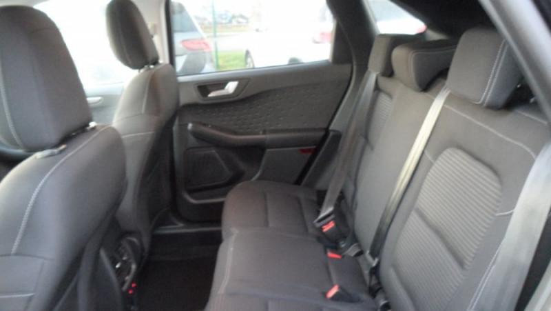 Ford Kuga 1.5 ECOBLUE 120 BVA TITANIUM GPS Pack Hiver RDS Noir occasion à Toulouse - photo n°16