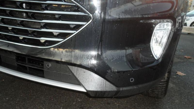 Ford Kuga 1.5 ECOBLUE 120 BVA TITANIUM GPS Pack Hiver RDS Noir occasion à Toulouse - photo n°9