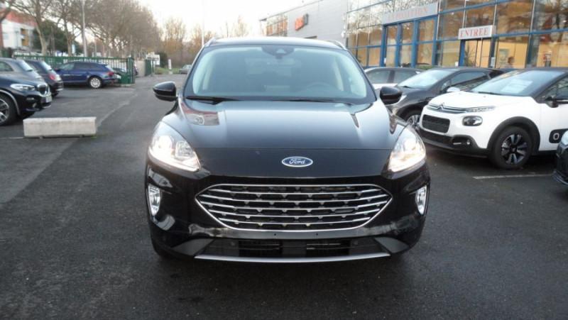 Ford Kuga 1.5 ECOBLUE 120 BVA TITANIUM GPS Pack Hiver RDS Noir occasion à Toulouse - photo n°6