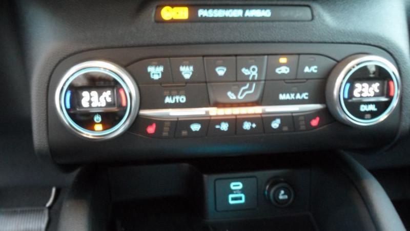 Ford Kuga 1.5 ECOBLUE 120 BVA TITANIUM GPS Pack Hiver RDS Noir occasion à Toulouse - photo n°20