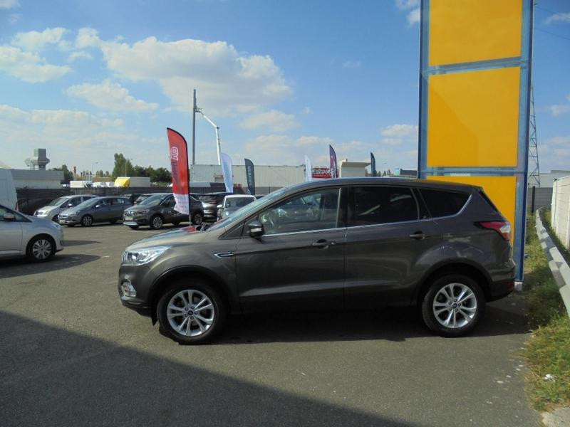 Ford Kuga 1.5 EcoBoost 120ch Stop&Start Titanium 4x2 Gris occasion à Corbeil-Essonnes - photo n°4