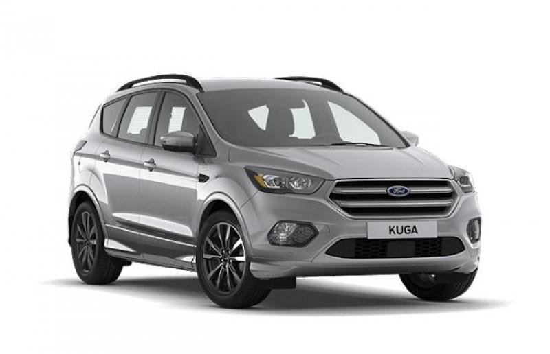 Ford Kuga 1.5 Flexifuel-E85 150ch Stop&Start ST-Line 4x2 BVA Euro6.2 Gris occasion à AIX-EN-PROVENCE