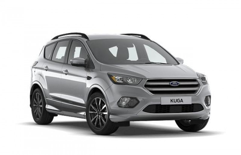 Ford Kuga 1.5 Flexifuel-E85 150ch Stop&Start ST-Line 4x2 BVA Euro6.2 Gris occasion à DRAGUIGNAN