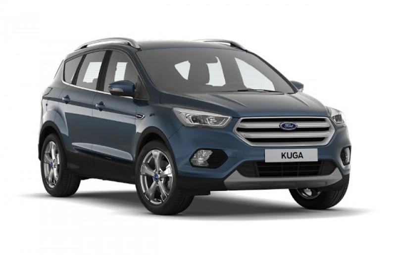 Ford Kuga 1.5 Flexifuel-E85 150ch Stop&Start ST-Line 4x2 BVA Euro6.2 Bleu occasion à NIMES