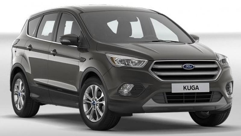 Ford Kuga 1.5 Flexifuel-E85 150ch Stop&Start Titanium 4x2 BVA Euro6.2 Gris occasion à AIX-EN-PROVENCE