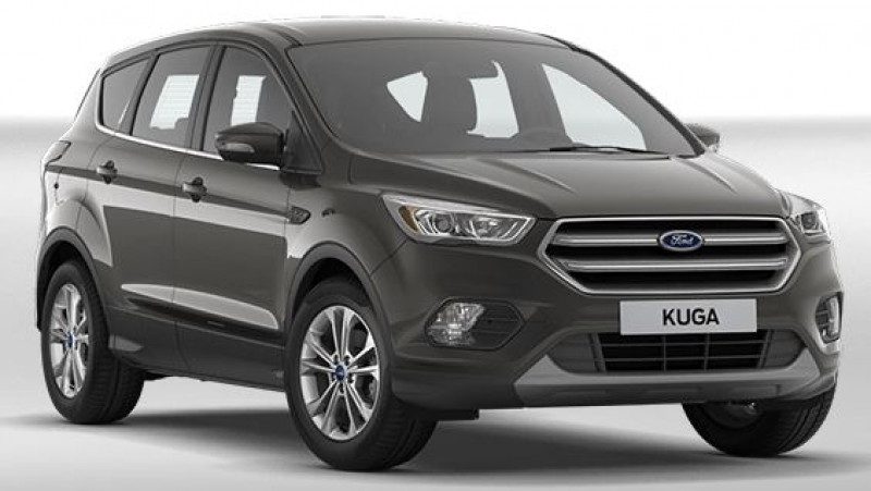 Ford Kuga 1.5 Flexifuel-E85 150ch Stop&Start Titanium 4x2 BVA Euro6.2 Gris occasion à MARSEILLE 10