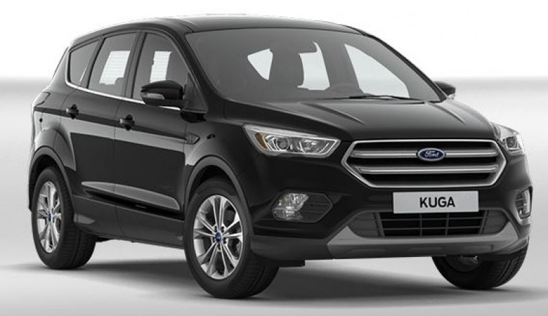 Ford Kuga 1.5 Flexifuel-E85 150ch Stop&Start Titanium 4x2 BVA Euro6.2 Noir occasion à AIX-EN-PROVENCE