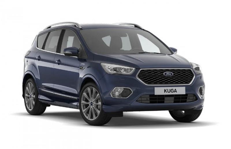 Ford Kuga 1.5 Flexifuel-E85 150ch Stop&Start Vignale 4x2 BVA Euro6.2 Bleu occasion à AIX-EN-PROVENCE