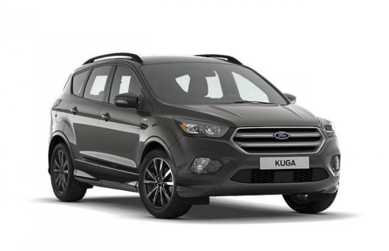 Ford Kuga 1.5 Flexifuel-E85 150ch Stop&Start Vignale 4x2 BVA Euro6.2 Gris occasion à AIX-EN-PROVENCE