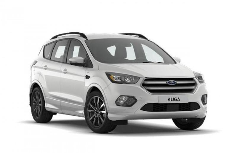 Ford Kuga 1.5 Flexifuel-E85 150ch Stop&Start Vignale 4x2 BVA Euro6.2 Blanc occasion à ALBERTVILLE