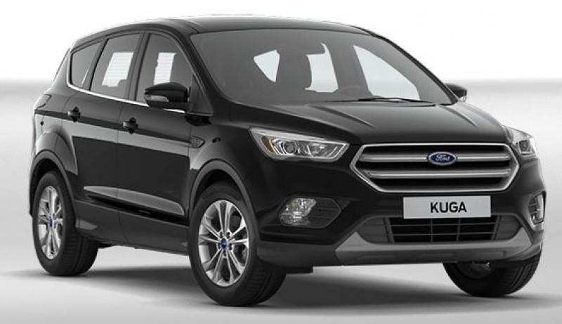 Ford Kuga 1.5 Flexifuel-E85 150ch Stop&Start Vignale 4x2 BVA Euro6.2 Noir occasion à CARCASSONNE