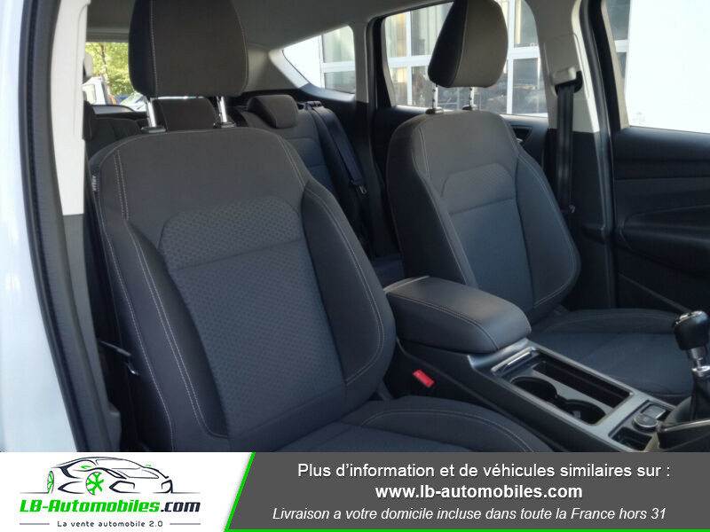 Ford Kuga 1.5 TDCi 120 Blanc occasion à Beaupuy - photo n°4