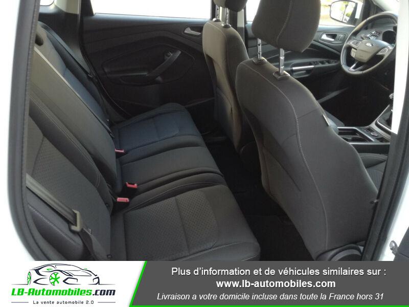 Ford Kuga 1.5 TDCi 120 Blanc occasion à Beaupuy - photo n°5