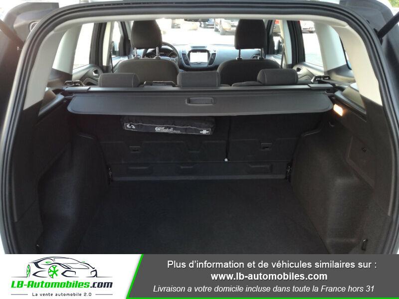 Ford Kuga 1.5 TDCi 120 Blanc occasion à Beaupuy - photo n°9