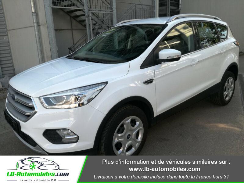 Ford Kuga 1.5 TDCi 120 Blanc occasion à Beaupuy