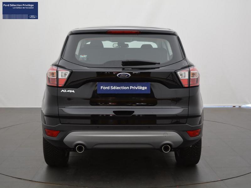 Ford Kuga 1.5 TDCi 120ch Stop&Start Titanium 4x2 Euro6.2 Noir occasion à Sens - photo n°5