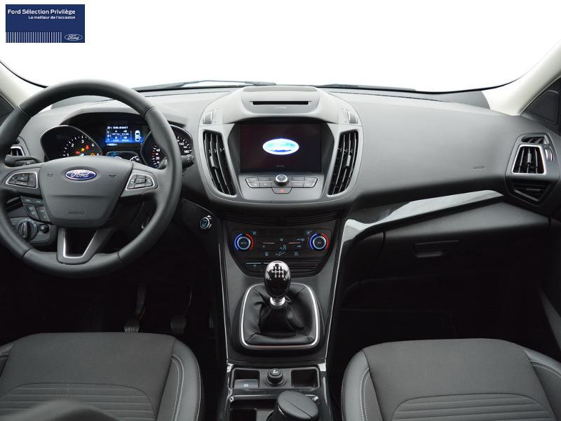 Ford Kuga 1.5 TDCi 120ch Stop&Start Titanium 4x2 Euro6.2 Noir occasion à Sens - photo n°7