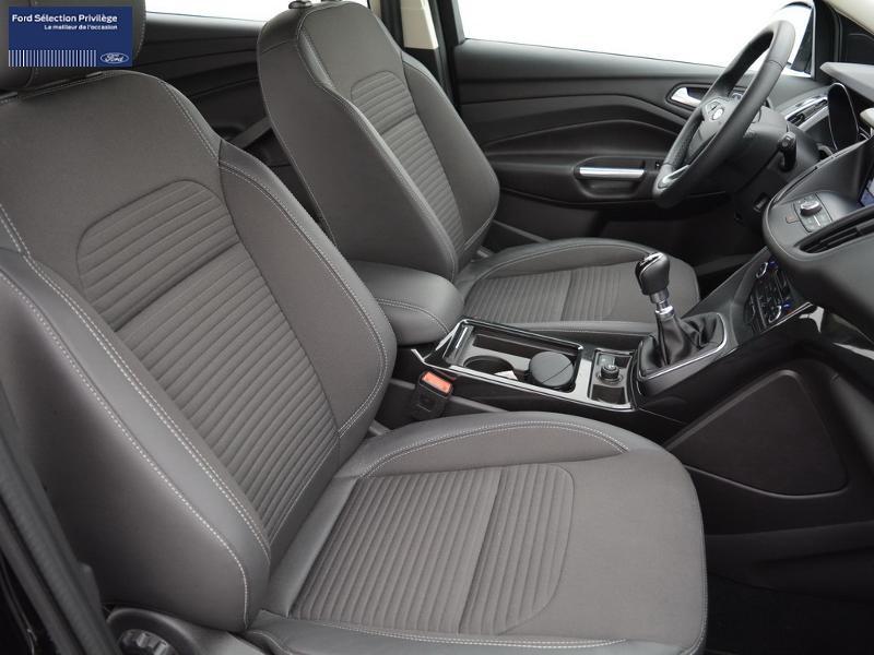 Ford Kuga 1.5 TDCi 120ch Stop&Start Titanium 4x2 Euro6.2 Noir occasion à Sens - photo n°9