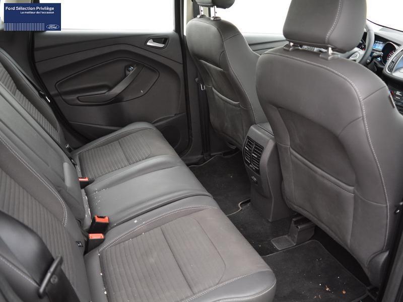 Ford Kuga 1.5 TDCi 120ch Stop&Start Titanium 4x2 Euro6.2 Noir occasion à Sens - photo n°10