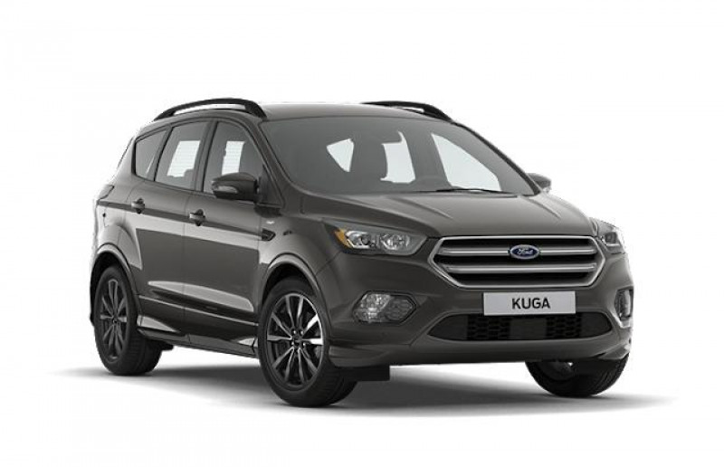 Ford Kuga 1.5 TDCi 120ch Stop&Start Trend Business 4x2 Euro6.2 Gris occasion à AIX-EN-PROVENCE