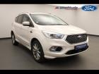 Ford Kuga 1.5 TDCi 120ch Stop&Start Vignale 4x2 Euro6.2 Blanc à Dole 39