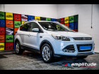 Ford Kuga 1.6 EcoBoost 150ch Stop&Start Titanium Blanc à Dijon 21