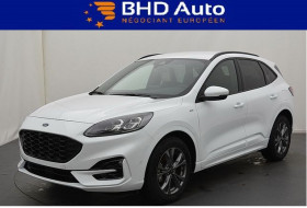 Ford Kuga 2.0 ECOBLUE 150 MHEV BVM6 ST-LINE X PACK ASSISTANCE Blanc occasion à Biganos - photo n°1