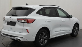 Ford Kuga 2.0 ECOBLUE 150 MHEV BVM6 ST-LINE X PACK ASSISTANCE Blanc occasion à Biganos - photo n°3
