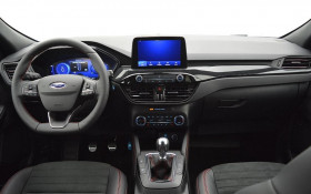 Ford Kuga 2.0 ECOBLUE 150 MHEV BVM6 ST-LINE X PACK ASSISTANCE Blanc occasion à Biganos - photo n°2