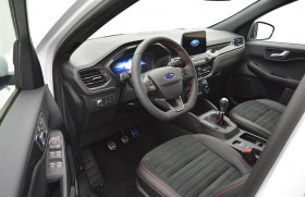 Ford Kuga 2.0 ECOBLUE 150 MHEV BVM6 ST-LINE X PACK ASSISTANCE Blanc occasion à Biganos - photo n°4