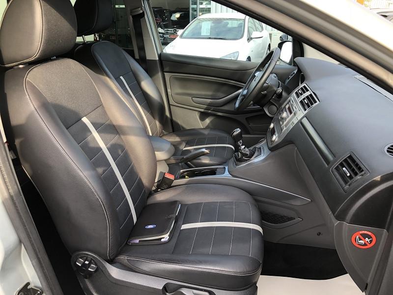 Ford Kuga 2.0 TDCI 136CH DPF TITANIUM 4X2 Gris occasion à TOULOUSE - photo n°6