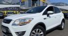 Ford Kuga 2.0 TDCI 140CH FAP TITANIUM 4X2 Blanc à VOREPPE 38