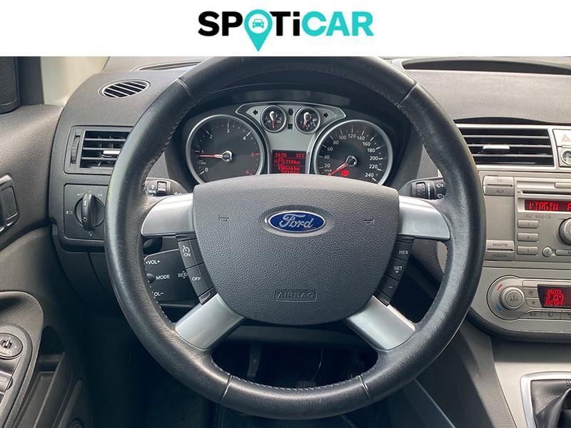 Ford Kuga 2.0 TDCi 140ch FAP Trend 4x2 Noir occasion à Lescar - photo n°11