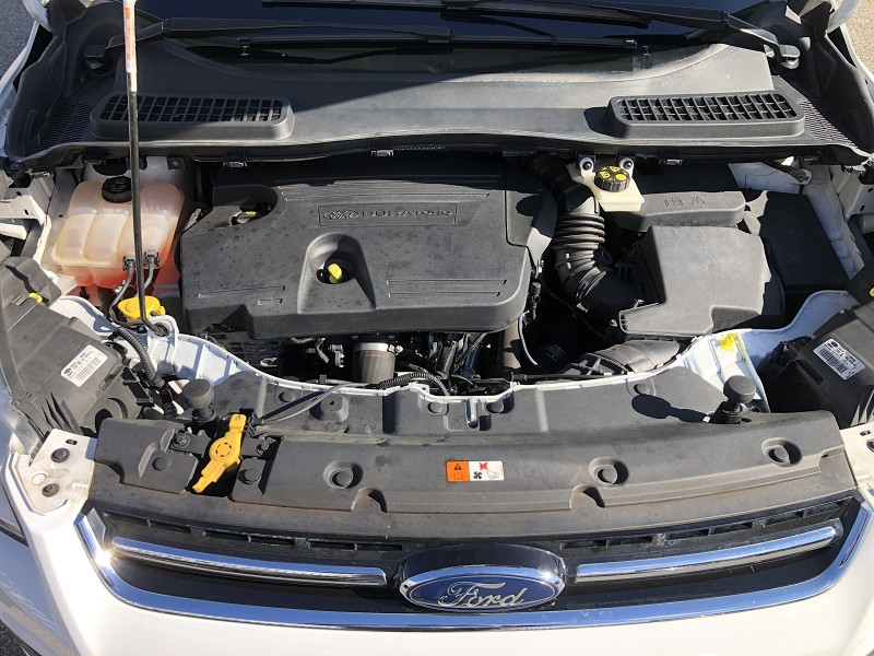 Ford Kuga 2.0 TDCI 150CH STOP&START TITANIUM 4X2 Blanc occasion à TOULOUSE - photo n°16