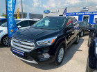 Ford Kuga 2.0 TDCi 150ch Stop&Start Titanium 4x2 Noir à Barberey-Saint-Sulpice 10