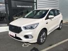 Ford Kuga 2.0 TDCI 150CH STOP&START VIGNALE 4X2 Blanc à Plougastel-Daoulas 29