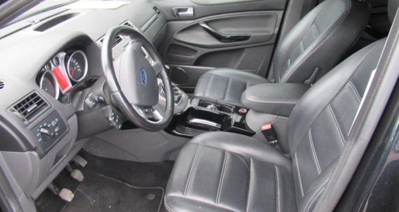 Ford Kuga 2.0 TDCi 163 DPF 4x4 Titanium Noir occasion à Saint Parres Aux Tertres - photo n°5