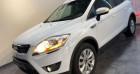 Ford Kuga 2.0 TDCI TITANIUM 4WD 140cv 4X4 5P BVM FAP Blanc à COURNON D'AUVERGNE 63