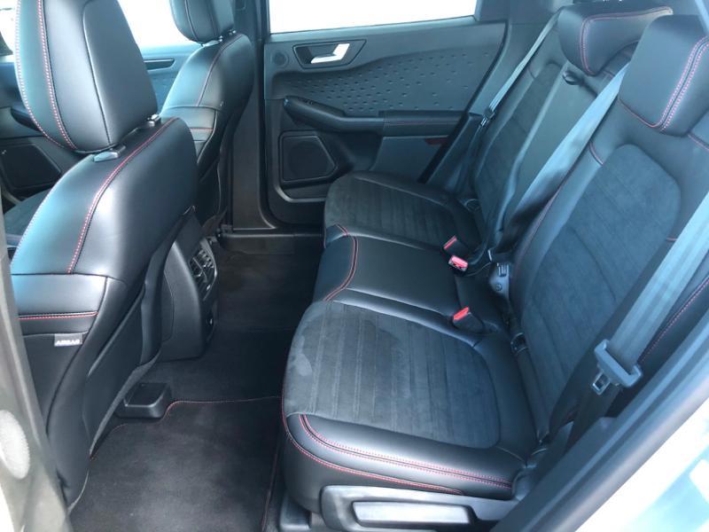 Ford Kuga 2.5 Duratec 225ch PowerSplit PHEV ST-Line Business e-CVT 13c Gris occasion à Varennes-Vauzelles - photo n°8