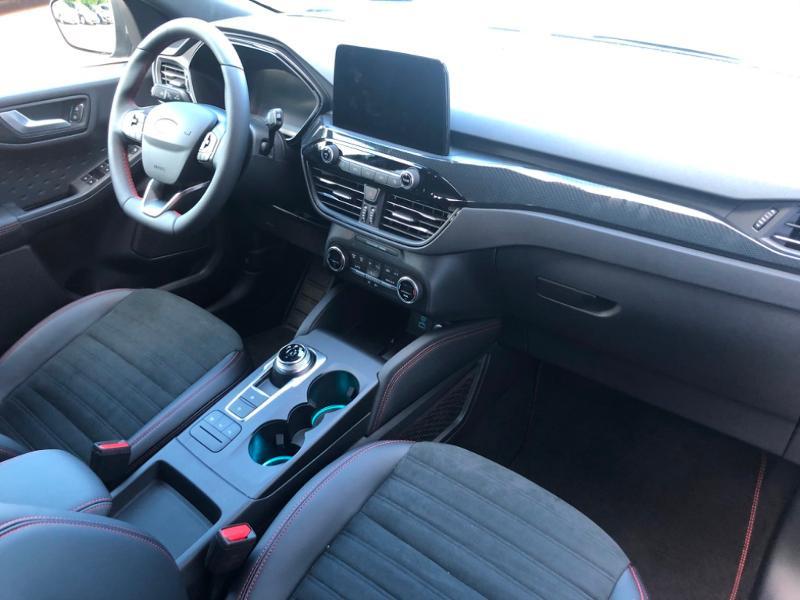Ford Kuga 2.5 Duratec 225ch PowerSplit PHEV ST-Line Business e-CVT 13c Gris occasion à Varennes-Vauzelles - photo n°7