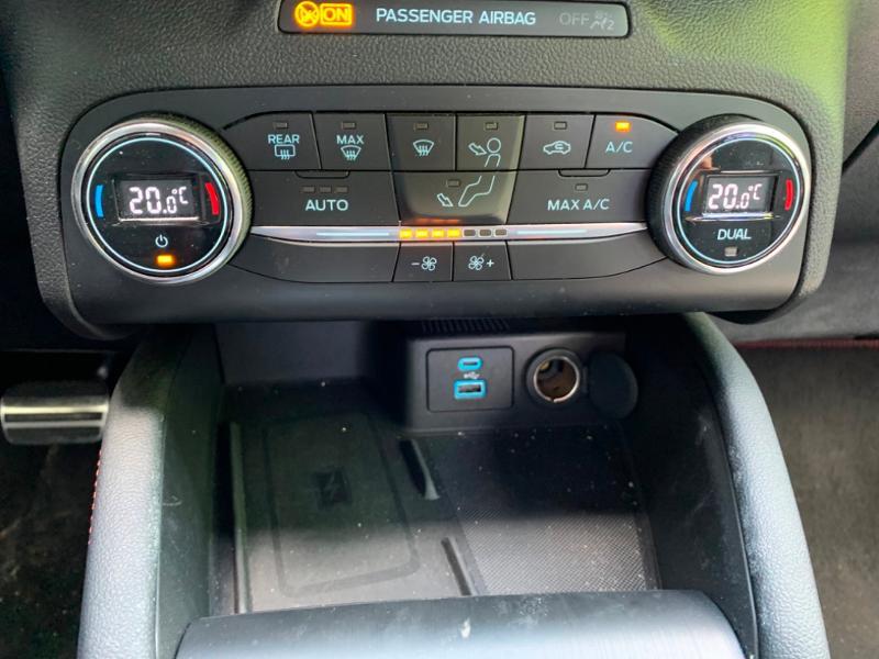 Ford Kuga 2.5 Duratec 225ch PowerSplit PHEV ST-Line X e-CVT Blanc occasion à Saint-Doulchard - photo n°15