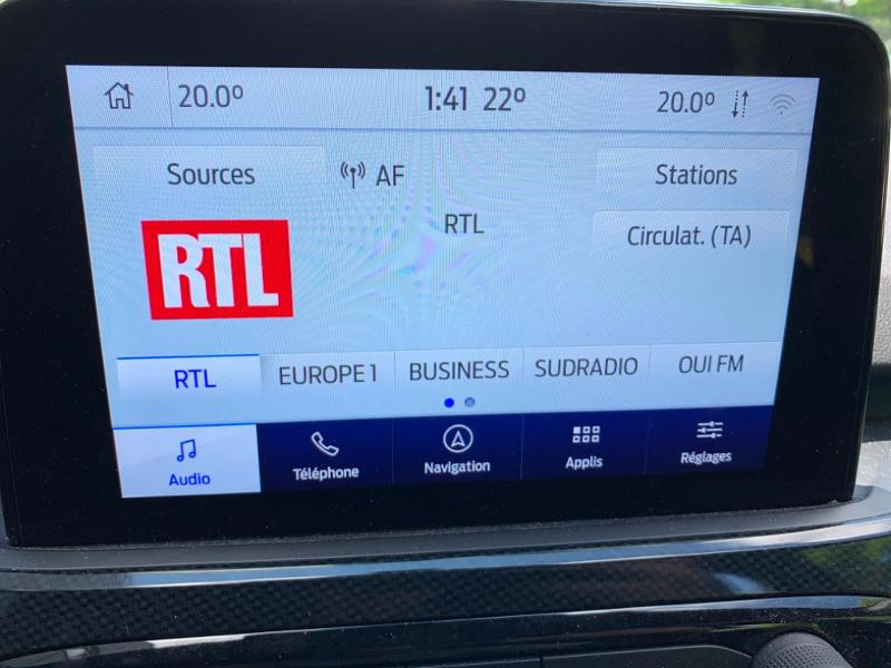 Ford Kuga 2.5 Duratec 225ch PowerSplit PHEV ST-Line X e-CVT Blanc occasion à Saint-Doulchard - photo n°13