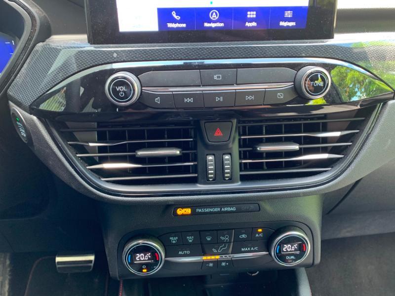 Ford Kuga 2.5 Duratec 225ch PowerSplit PHEV ST-Line X e-CVT Blanc occasion à Saint-Doulchard - photo n°14