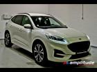 Ford Kuga 2.5 Duratec 225ch PowerSplit PHEV ST-Line X e-CVT Blanc à Dijon 21