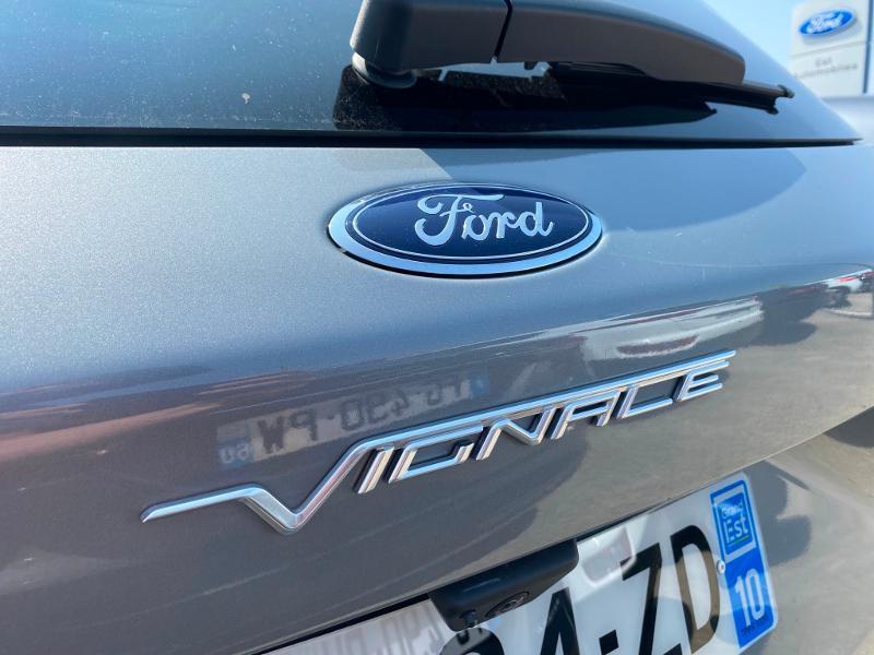 Ford Kuga 2.5 Duratec 225ch PowerSplit PHEV Vignale e-CVT 8cv Gris occasion à Barberey-Saint-Sulpice - photo n°11