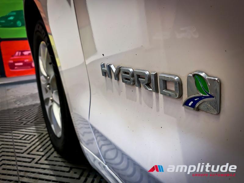 Ford Mondeo SW 2.0 HYBRID 187ch Titanium BVA Blanc occasion à Dijon - photo n°13
