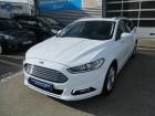 Ford Mondeo SW 2.0 TDCi 150ch Titanium Blanc à Beaune 21